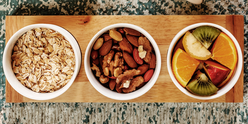 desayuno fitness abrasamiento grasa